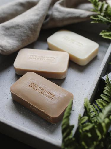 THE GRANDPA SOAP CO.
